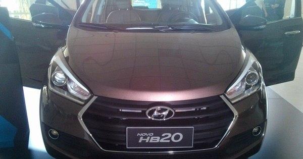 Hyundai lança novo HB20 a partir de R$ 38.995 - Fotos - R7 Carros