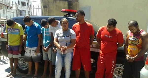 Polícia desmonta quadrilha responsável pelo tráfico em Ribeirão ...