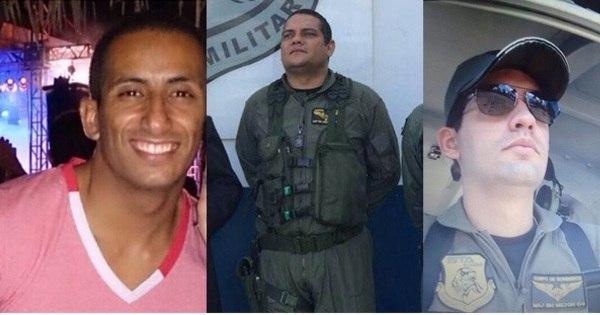 Alagoas decreta luto por morte de agentes de segurança em queda ...