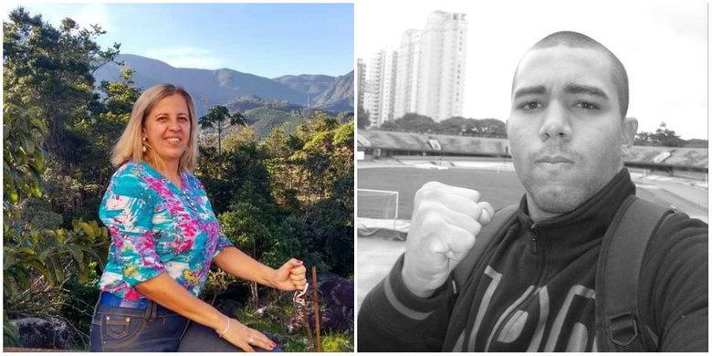 Foi preso nesta quarta-feira (23), em Piúma (ES), o lutador Gabriel Moraes, de 26 anos, suspeito de matar a mãe com requintes de crueldade.O jovem teria estrangulado, degolado, arrancado um dos olhos da vítima e enterrado na praia de Monte Aghá. Na delegacia, Moraes confessou o crime.O motivo seria o jeito controlador da mãe