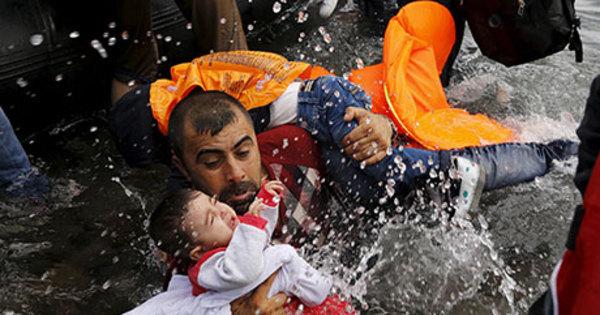 União Europeia vai mobilizar R$ 4,5 bilhões para ajuda a refugiados