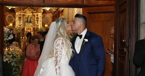 Veja tudo o que rolou no casamento de Juju Salimeni e Felipe ...