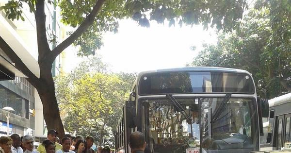 Motorista de ônibus é esfaqueado em briga de trânsito em Ipanema ...