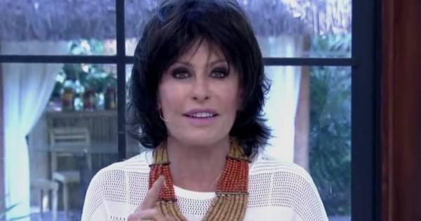 Ana Maria Braga surpreende ao aparecer morena; veja as ...