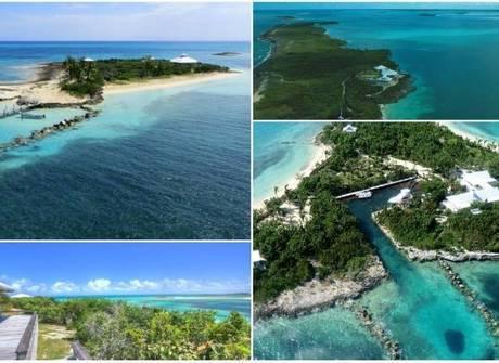 Conheça as mais lindas ilhas que estão à venda na região do Caribe