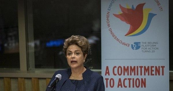 Dilma afirma que mulheres são protagonistas do processo de ...