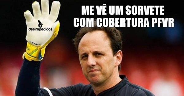 Falha de Rogério Ceni recheia os memes da rodada do Brasileirão ...