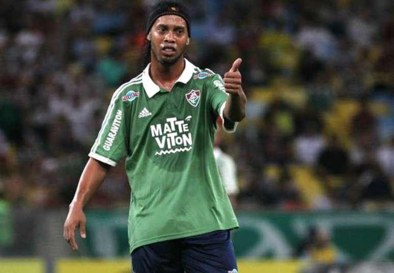 A nova dispensa de Ronaldinho não passou despercebida pela imprensa internacional, que, negativamente, repercutiu o acontecimento