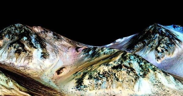 Vida fora da Terra? Nasa divulga existência de água líquida em Marte