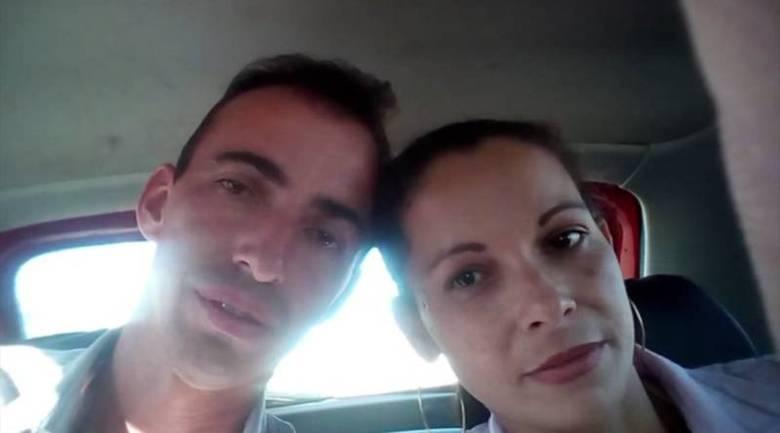 Há cerca de um ano e sete meses, Dora, como era chamada pelos parentes e amigos, conheceu Marcelo Rodrigues Fim