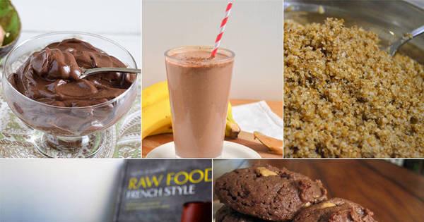 Que tal comer sem culpa? Prepare em casa cinco receitas fitness de ...