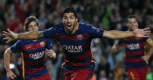Sem Messi, Barcelona sofre, mas vence pela Liga dos Campeões ...