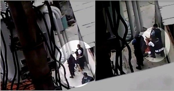 Vídeo: policiais montam cena de crime após morte de adolescente ...