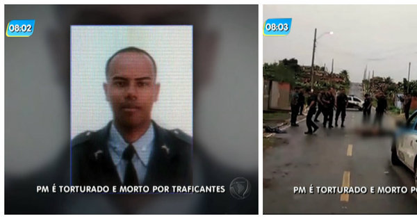 PM de UPP foi arrastado por cavalos em favela de Nova Iguaçu ...
