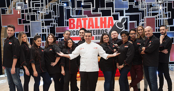 Batalha dos Confeiteiros Brasil - Entretenimento - R7 Batalha dos ...