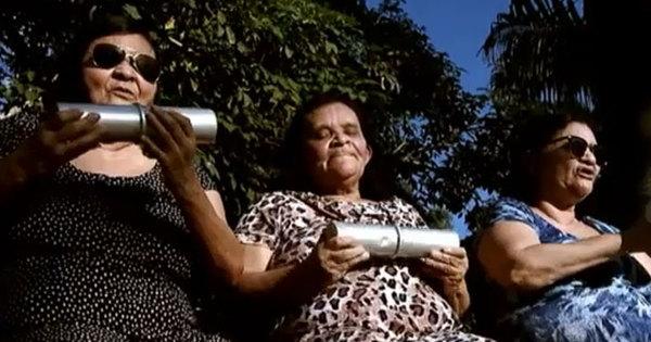 Surpreendente! Irmãs cegas nordestinas ficam famosas pela música ...
