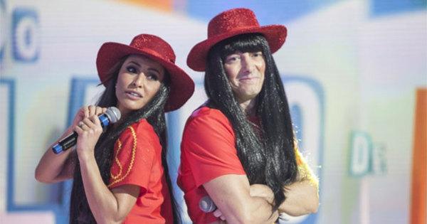 Mara Maravilha em dose dupla: Faro e Sabrina fazem cover na ...