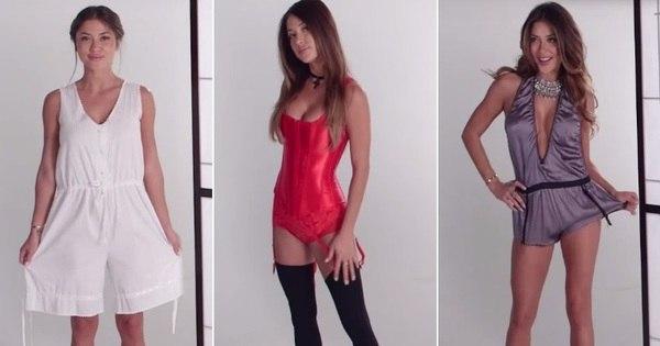 De comportado a sensual: espie como foi a evolução das lingeries ...
