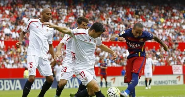 Em dia especial para Neymar, Barça esbarra na trave e perde no ...