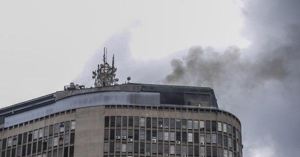 Edifício Itália tem princípio de incêndio e ficará fechado para visitas ...