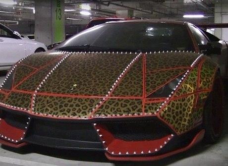 Verdadeiras máquinas: Japão tem os Lamborghinis mais malucos