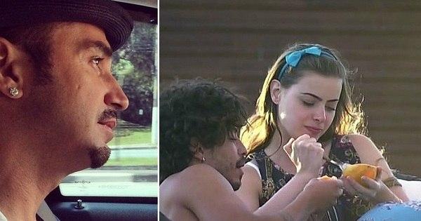Latino está com ciúmes da aproximação de Rayanne e Douglas, diz ...
