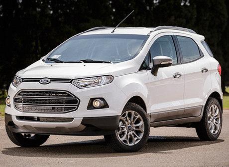 Ford EcoSport 1.6 ganha câmbio automático de seis marchas