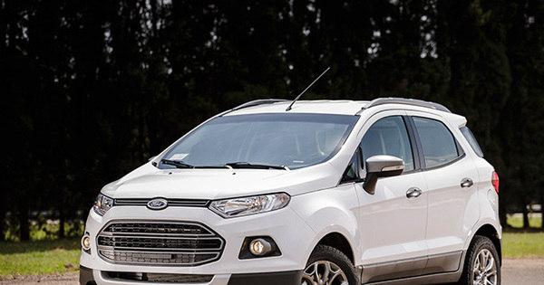 Ford EcoSport 1.6 ganha câmbio automático para enfrentar HR-V ...