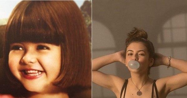 Klara Castanho completa 15 anos esta semana; veja antes e depois ...
