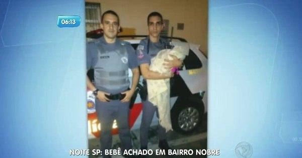 Bebê é abandonado dentro de sacola em área nobre de São Paulo ...