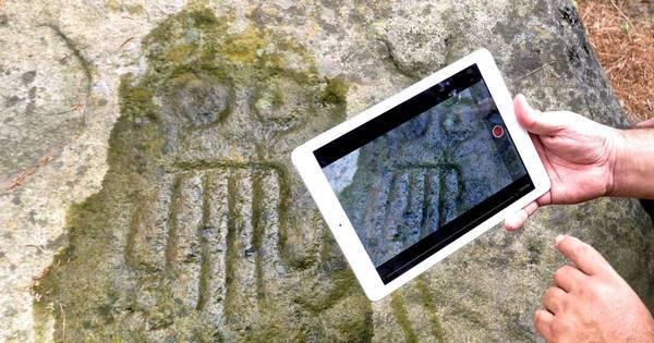 Arqueólogos usam tecnologia para compartilhar descobertas ...