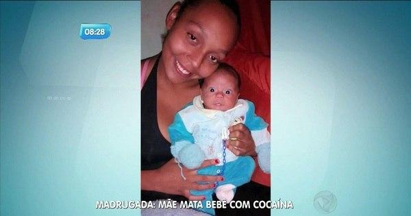 Bebê de dois meses morre após mãe dar cocaína - Fotos - R7 SP ...