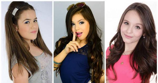 Maisa, Larissa Manoela e Melody: confira as celebridades mirins ...