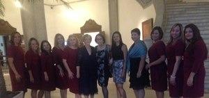 Associação de Mulheres Cristãs esteve presente no 60º Prêmio Fundação Bunge