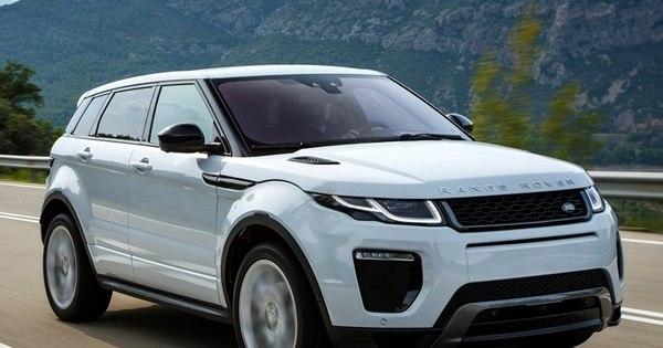 Mais vendido da marca, Range Rover Evoque 2016 chega ao Brasil ...