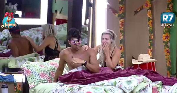 Após ataque de ciúme, Veridiana pede desculpas a Marcelo - Fotos ...