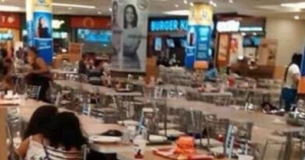Morre vigilante baleado durante tiroteio em shopping da zona oeste