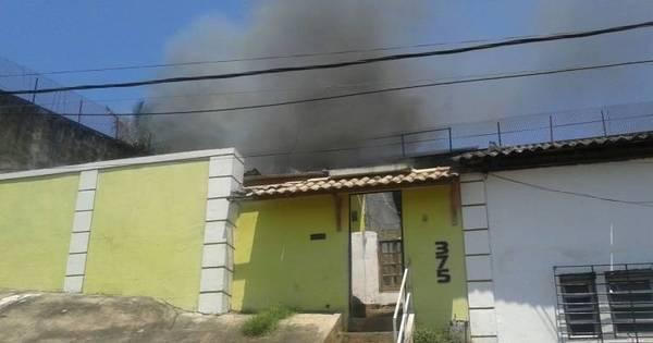 Crianças ficavam sozinhas em casa onde aconteceu incêndio que ...