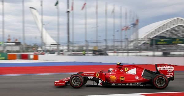 Raikkonen é punido e Mercedes garante título do Mundial de ...