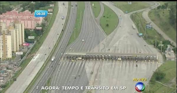 Rodovias de São Paulo têm trânsito tranquilo na volta do feriado ...