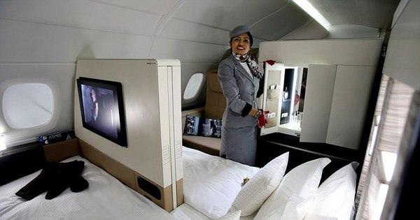 Pechincha: conheça o voo luxuoso que custa mais de R$ 60 mil só ...