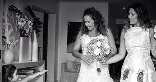 Daniela Mercury e Malu Verçosa completam dois anos de casadas ...