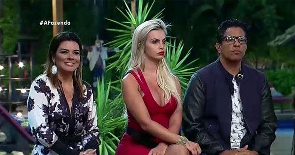 Luka, Veridiana e Mara Maravilha são indicados à Roça - Fotos - R7 ...