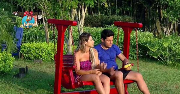 """Thiago faz planos com Ana Paula: """"Imagino a gente lá fora como a ..."""