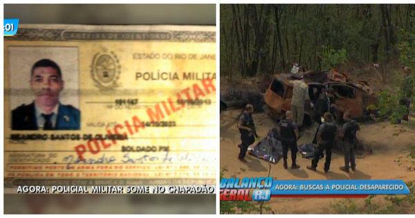 Operação busca PM desaparecido no Chapadão; 3 corpos não ...