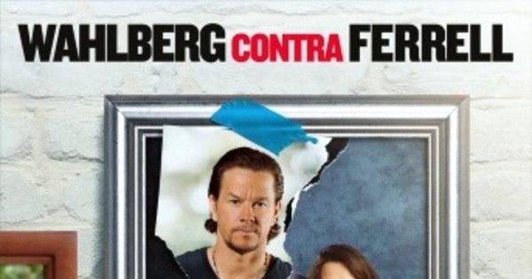 Mark Wahlberg provoca Will Ferrell no divertido cartaz da comédia ...