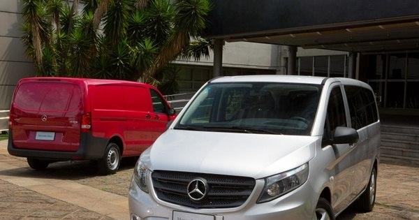 Mercedes-Benz lança a inédita van Vito em versões furgão e ...