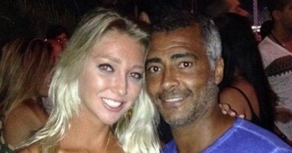 Por ciúmes, Romário termina namoro com americana após oito ...
