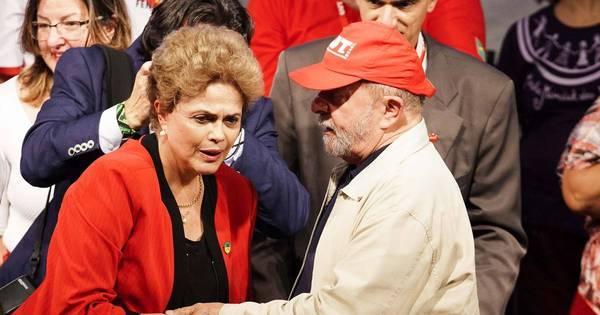 Por Dilma, Lula articula para salvar mandato de Cunha - Notícias ...