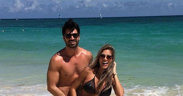 Contra inveja, ex-BBBs Adriana Sant'Anna e Rodrigão escondem ...